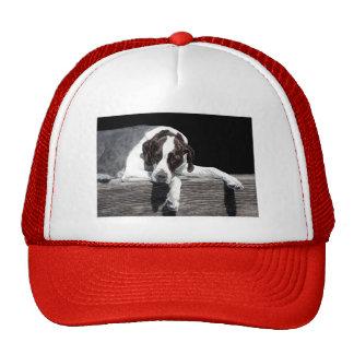"""""""Sophie"""" - English Pointer Trucker Hat"""
