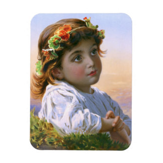 Sophie Gengembre Anderson: Dreaming Daisy Magnets