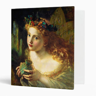 Sophie Gengembre Anderson: Take the Fair Face ... 3 Ring Binder