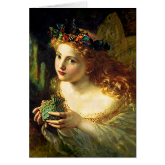 Sophie Gengembre Anderson: Take the Fair Face ... Card