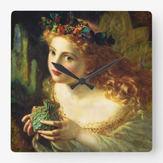Sophie Gengembre Anderson: Take the Fair Face