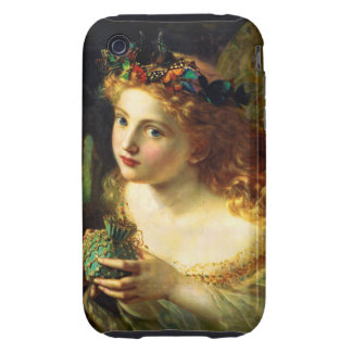 Sophie Gengembre Anderson: Take the Fair Face ... iPhone 3 Tough Cover