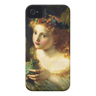 Sophie Gengembre Anderson: Take the Fair Face ... iPhone 4 Case-Mate Case