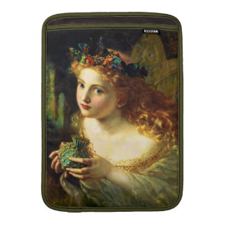 Sophie Gengembre Anderson: Take the Fair Face ... MacBook Air Sleeve