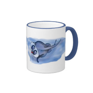 Sophie goes snorkelling mug