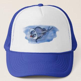 Sophie goes snorkelling trucker hat