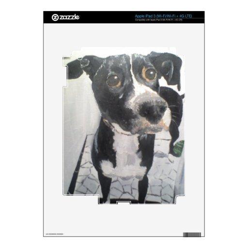 Sophie iPad 3 Pegatina Skin