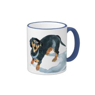 Sophie la taza del Dachshund