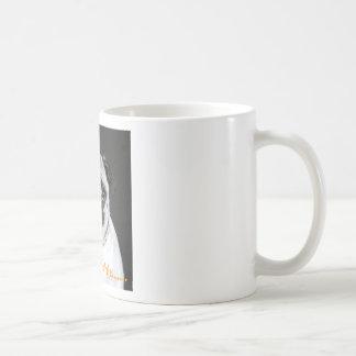 sophie tan lindo taza básica blanca
