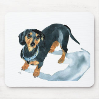 Sophie the Dachshund Mouse Pad