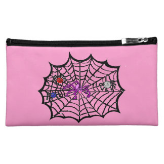 Sophie the Spider caught in her web Cosmetic Bag