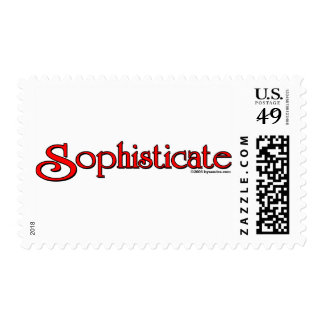 Sophisticate Stamp