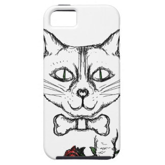 Sophisticated Cat iPhone SE/5/5s Case