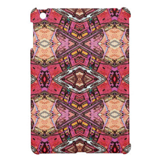Sophisticated Colored High End Fractal Pattern iPad Mini Cases