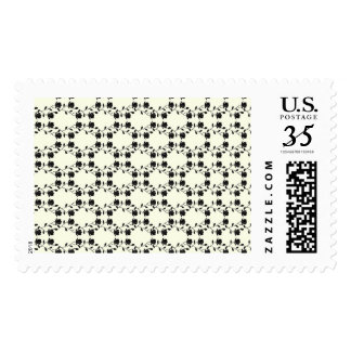Sophisticated Creative Retro Perfect Postage Stamps