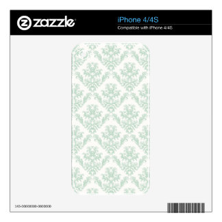 Sophisticated Creative Retro Perfect Skins For iPhone 4
