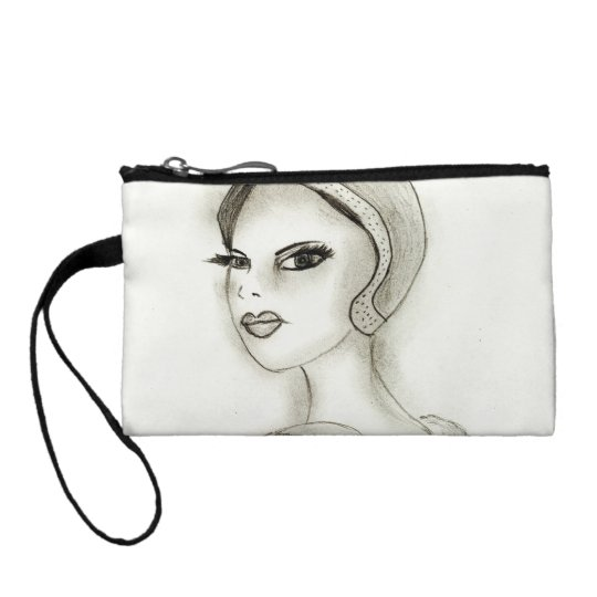 Sophisticated Flapper Coin Purse