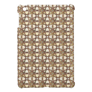 Sophisticated Gold Stained Glass Design Case For The iPad Mini