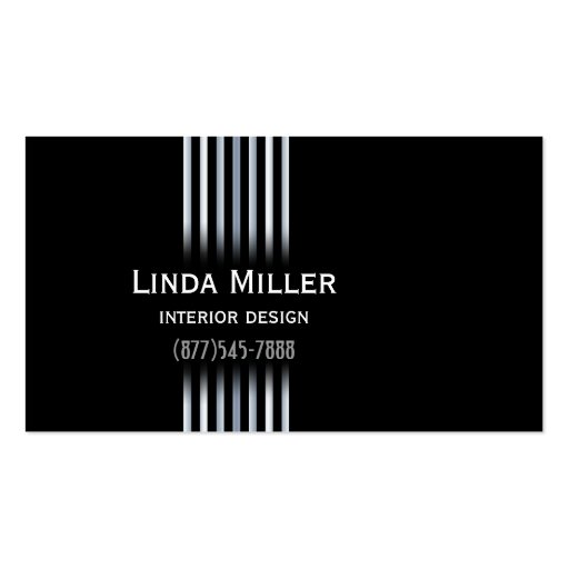 Sophisticated Gradients Double-Sided Standard Business Cards (Pack Of 100)