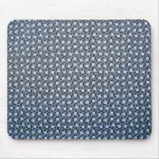Sophisticated Gray Patterned Mousepad