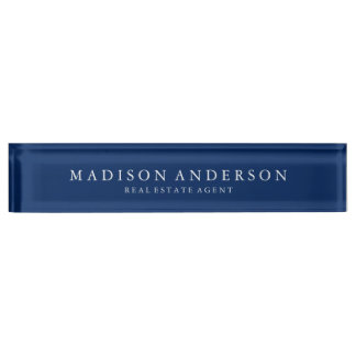 desk name plates zazzle