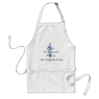 Sophisticated Lady Apron