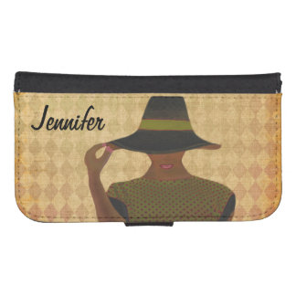 Sophisticated Lady Phone Wallets