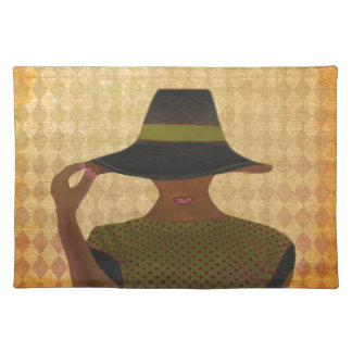 Sophisticated Lady Placemat