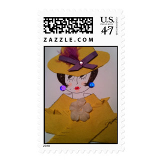 Sophisticated Lady Postage