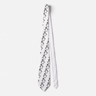 Sophisticated Penguin Tie