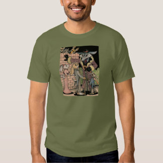Sophisticated Rabbits Tee Shirt