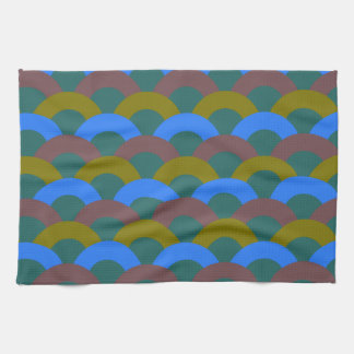 Sophisticated Seamless Pattern Towel