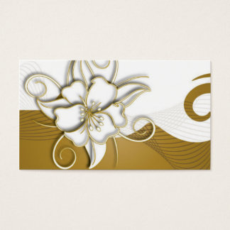 Sophistication Business Card