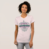 "Sophisticats ""Ribbon Design"" for Women T-Shirt"