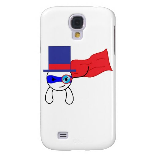 Sophistocated Hero Samsung Galaxy S4 Cover