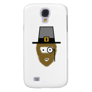 Sophistocated Pilgrim Samsung Galaxy S4 Case