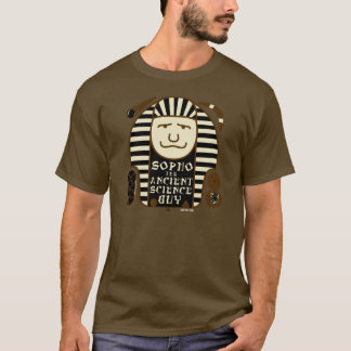 """Sopho the Ancient Science Guy"" Shirt"