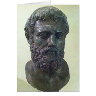 Sophocles Notecard Stationery Note Card