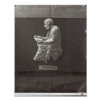 Sophocles  poet reading posters