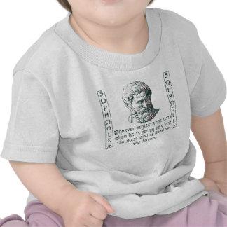 Sophocles Tee Shirt