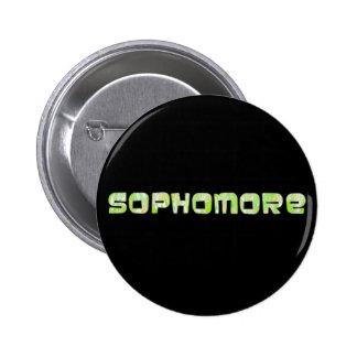Sophomore Button