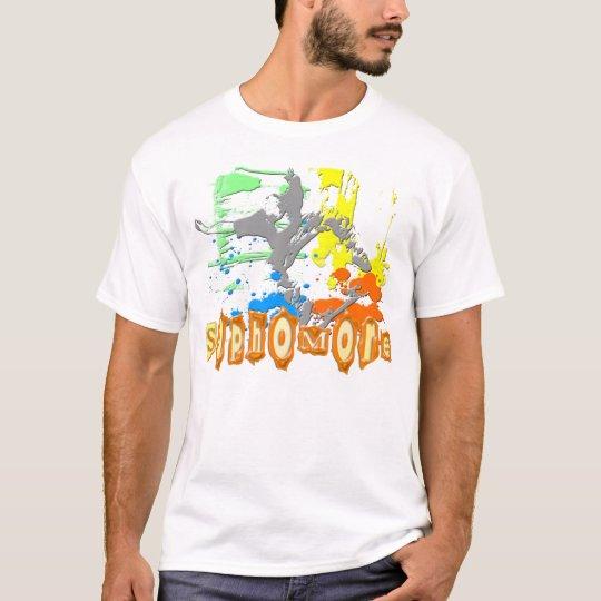 Sophomore - Skateboarding T-Shirt