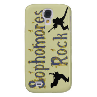 Sophomores Rock - Guitar Players  Galaxy S4 Cases