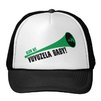 Sople a mi bebé de Vuvuzela Gorros