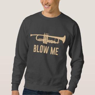 Sópleme trompeta sudadera