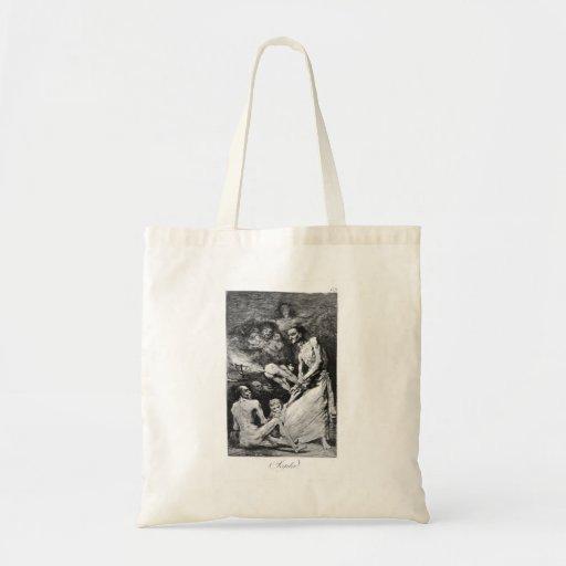 Soplo de Francisco Goya- Bolsa De Mano