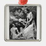 Soplo de Francisco Goya- Ornatos