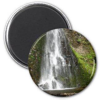 Soplo de las caídas imán redondo 5 cm