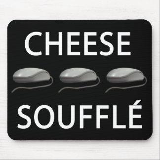 Soplo de queso Mousepad Tapete De Ratones