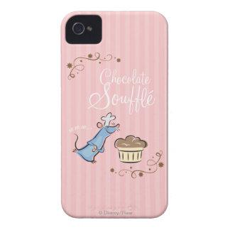 Soplo del chocolate Case-Mate iPhone 4 funda